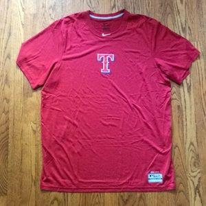 Nike Dry-Fit Shirt (TX Rangers)